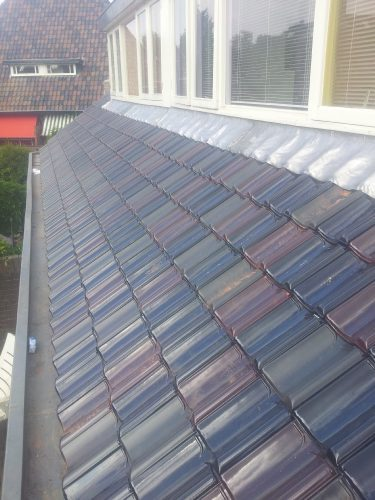 nieuw dak 4 kleuren